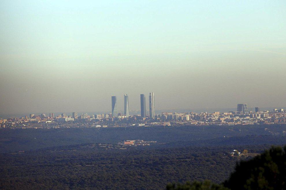 predecir la contaminación de las ciudades