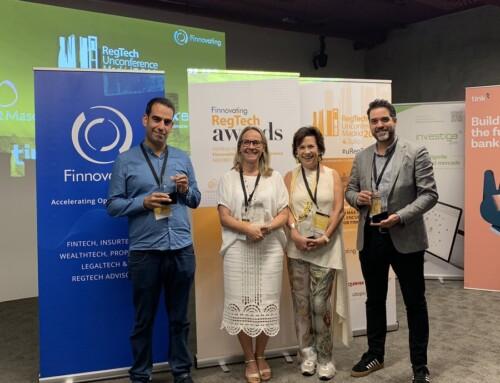 PiperLab gana el premio Regtech 2019