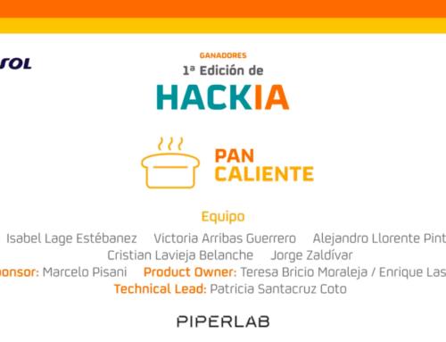 PiperLab, ganador del evento HackIA de Repsol