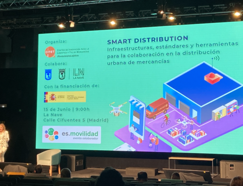 Microhubs para mejorar la logística de las ciudades